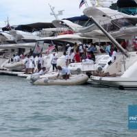 Princess Yachts Cruise in Phuket 2014