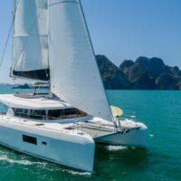 Lagoon 42 Sailing Catamaran