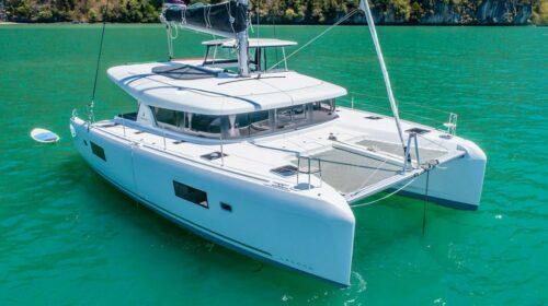 Lagoon 42 Skippered andBareboat Charter Phuket