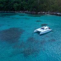 Stealth 44 Power Catamaran