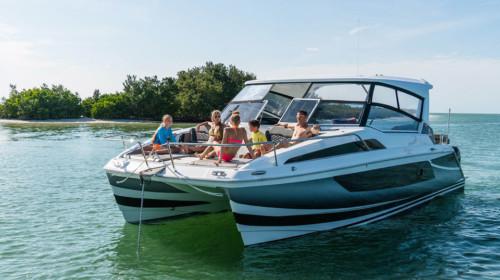 Luxury Speedboat Charter Phuket: Aquila 36