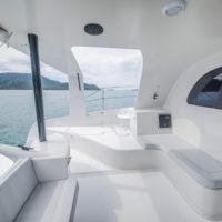 Stealth 47 Power Catamaran