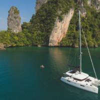 Lagoon 52F Sailing Catamaran Rental Phuket