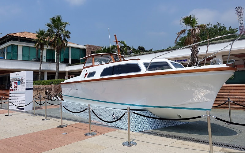 Project 31 at Singapore Yacht Show