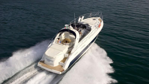Cranchi 47 - Private Speedboat Charter Phuket