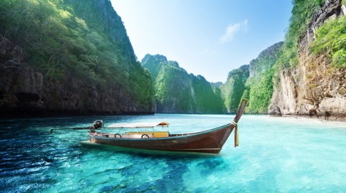 phi phi islands private yacht charter
