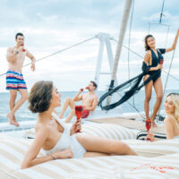Sailing Catamaran 78