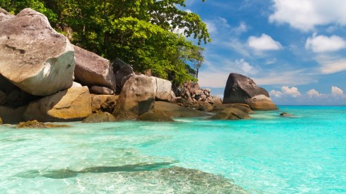 Similan Islands Private Yacht Charter
