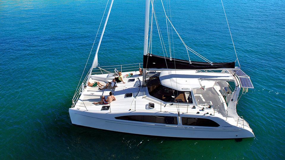 Seawind 1160 Sailing Catamaran Charter Krabi