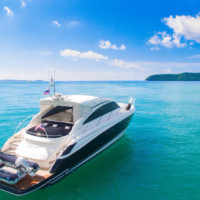 Private Yacht Charter Phuket: Princess V56