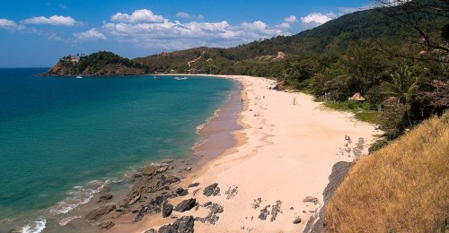 2 Day Private Yacht Charter Phuket to Lanta Island