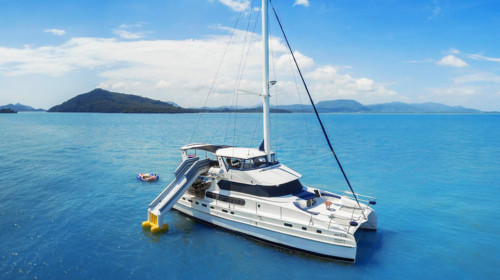 Private Yacht Charter Phuket: Blue Lagoon 70
