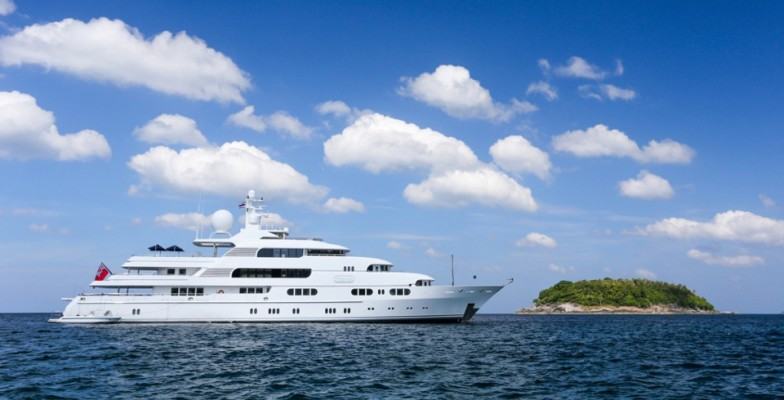 Kata Rocks Superyacht Rendezvous 2016