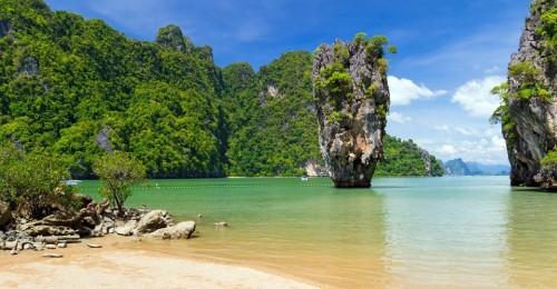 Phang Nga Bay day tour