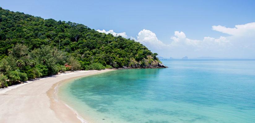 Lanta Island private yacht charter
