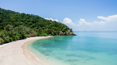 Lanta Island private yacht charter