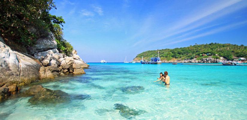 Racha Islands
