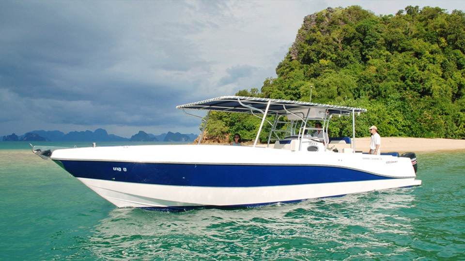 Silvercraft Charters Phuket