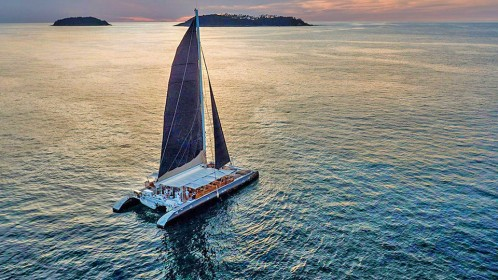 Sailing Catamaran Charter Phuket
