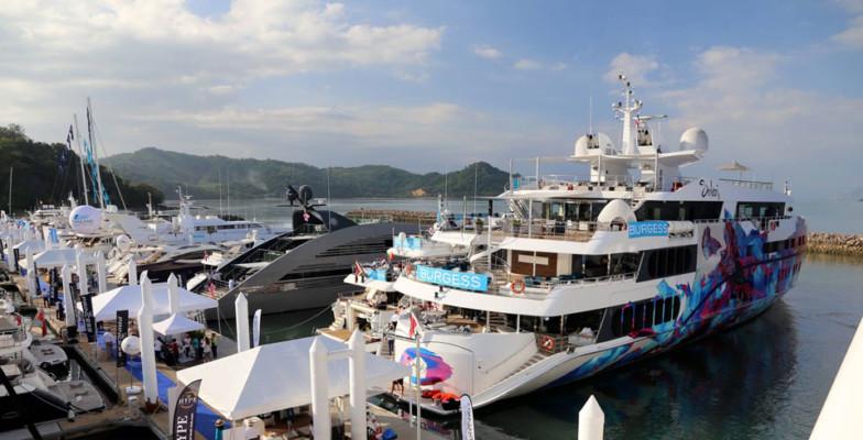 thailand yacht show 2016