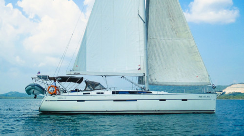 Bareboat Charters Phuket