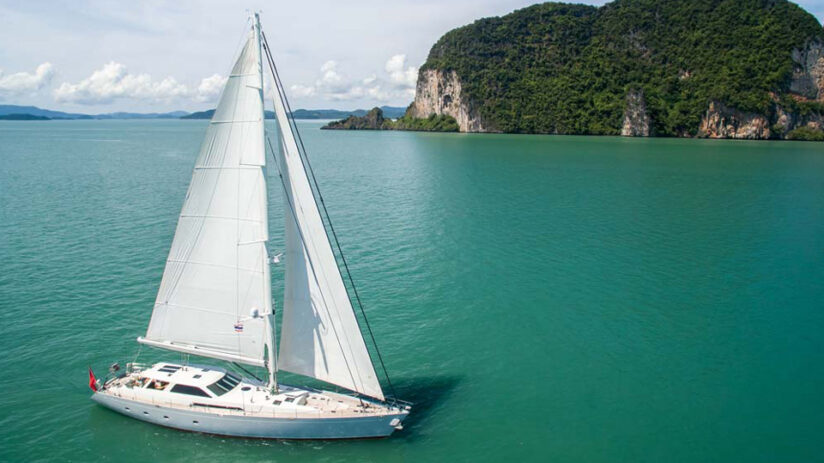 Super Sailing Yacht Charter Phuket