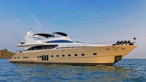Luxury Motor Yacht Charters Phuket