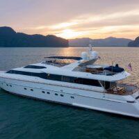 Falcon 106 Super Yacht