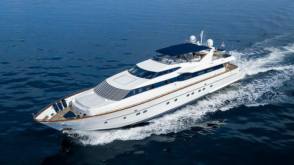Falcon 106 Super Yacht Phuket