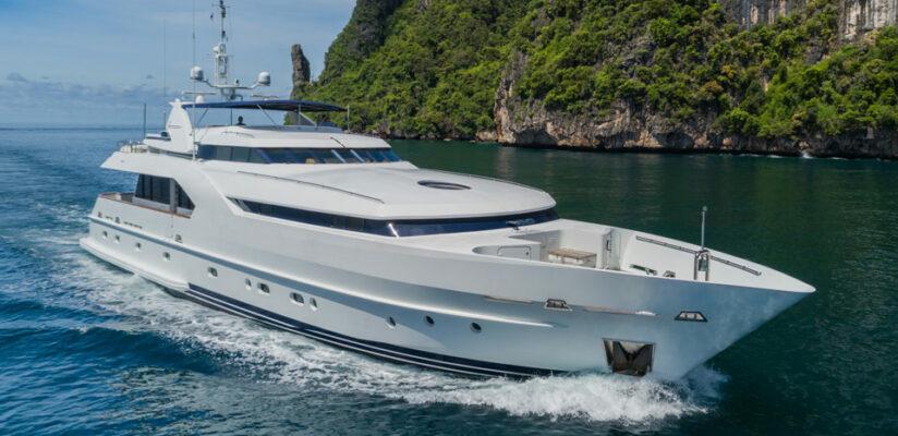 Moonen 34 Superyacht Charter Phuket
