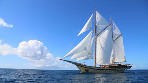 Sailing Charter Yacht Phuket