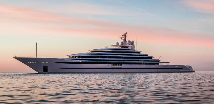 Jubilee at Monaco yacht Show 2017
