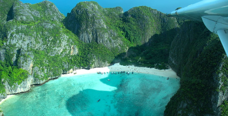 Maya Bay closed