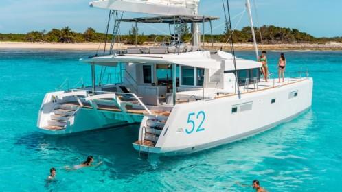 Lagoon 52F Catamaran Rental Phuket