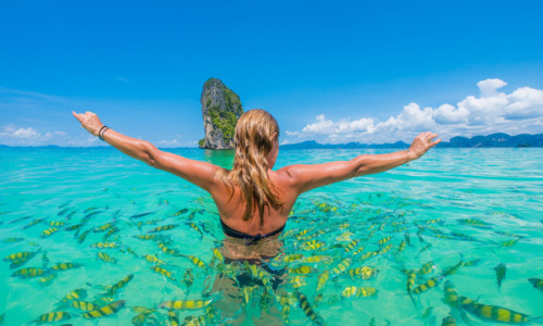 Best islands for snorkeling around Phuket