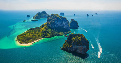 Krabi Day Tour by Private Yacht