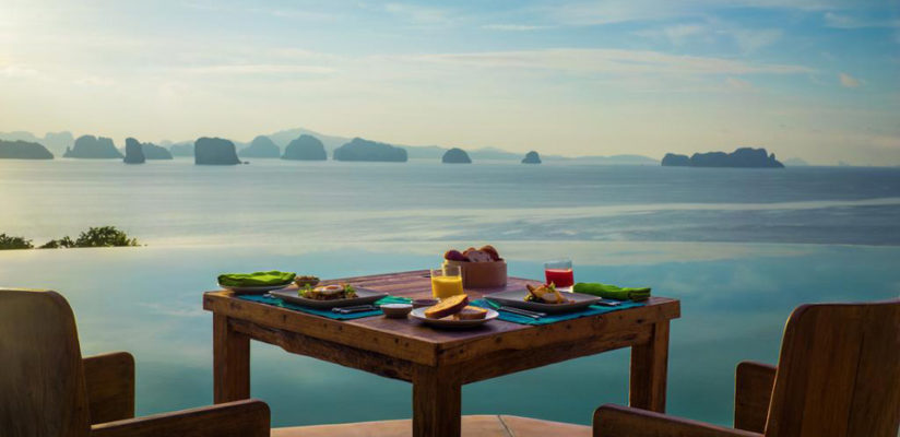 Guide to the Best Beach Restaurants When Cruising Phang Nga Bay