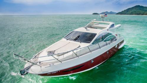 Azimut Yacht Charter Phuket