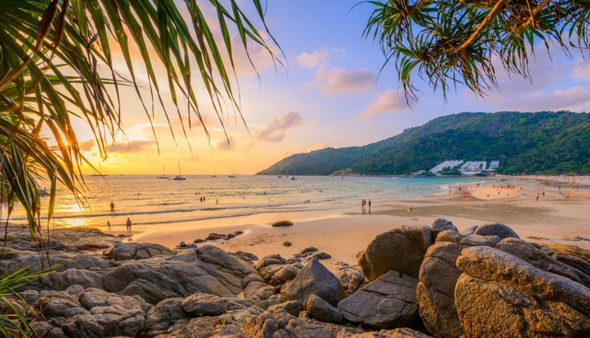 Phuket Voted Second Best Beach in the World