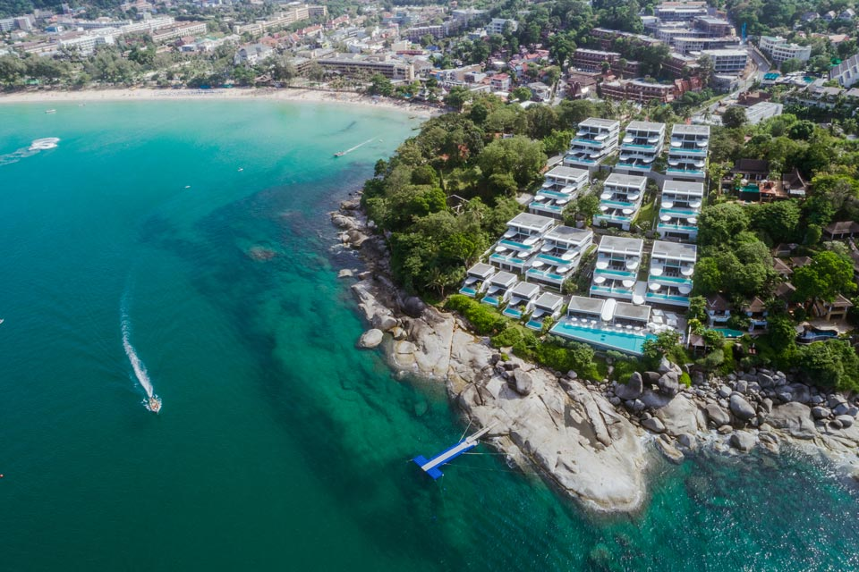 Kata Rocks Superyacht Rendezvous 2018