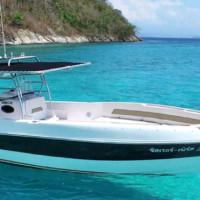 Private Yacht Charter Phuket: Silvercraft 36CC