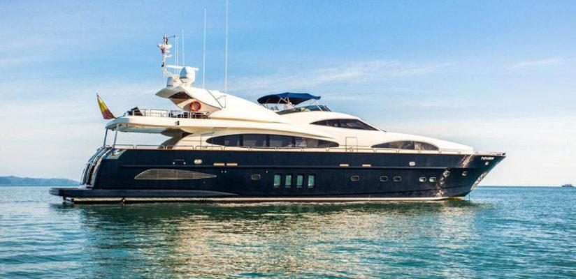 Astondoa 102 - Superyacht Charter Phuket