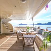Astondoa 102 Motor Yacht