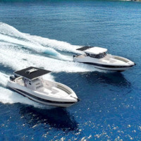 Private Yacht Charter Phuket: Silvercraft 36HT and 36CC