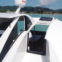 Stealth 44 Power Catamaran