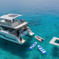 Power Catamaran 54