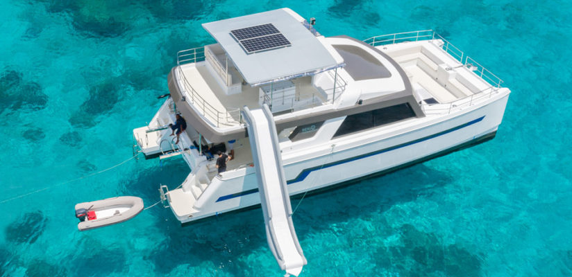 Power Catamaran Charter Phuket