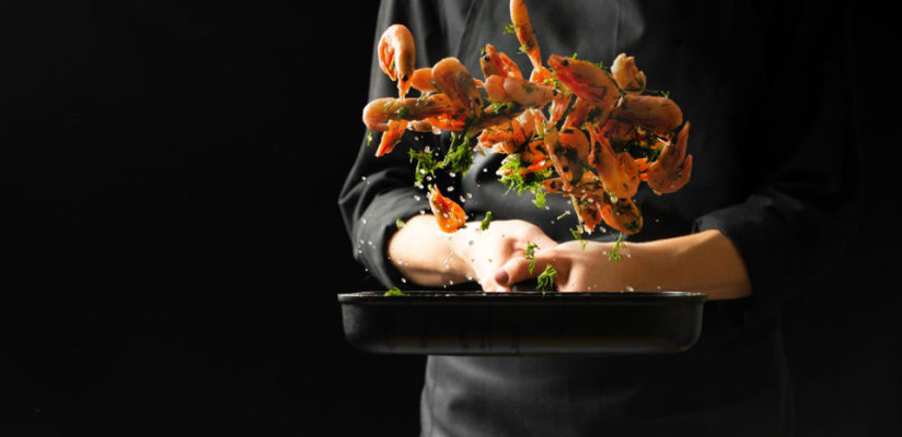 Thailland cuisine: seafood
