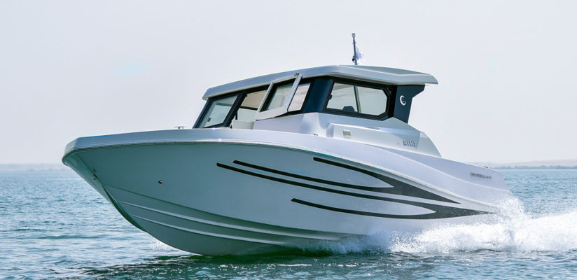 Silvercraft 31HT Speedboat