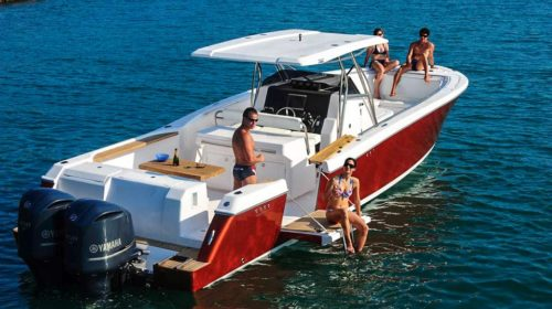 Luxury Speedboat Rental Phuket - Raptor 38